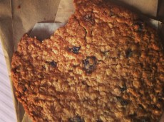 Oatmeal Raisin Cookie at North Star Cafe
